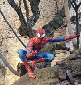 Antonio Baraccani Spiderman 4