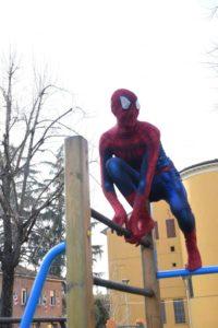 Antonio Baraccani Spiderman 6