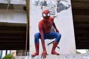 Antonio Baraccani Spiderman 7