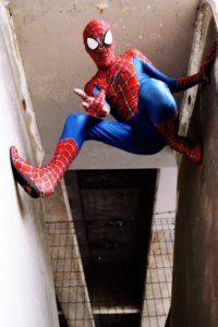 Antonio Baraccani Spiderman 8