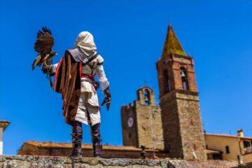 Tommaso Mauro Ezio Auditore da Firenze Assassin's Creed 4