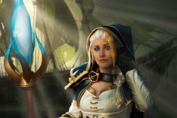Alice Protti Jaina Proudmoore World of Warcraft 3