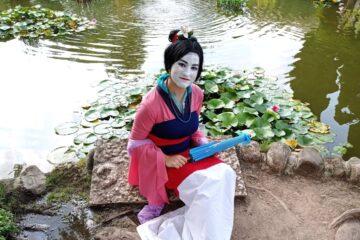 Jenny Brighenti Mulan