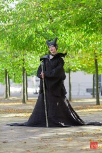 Maleficent by Dancing with Wasps