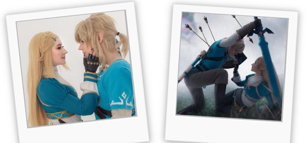 Adamasha Link Zelda