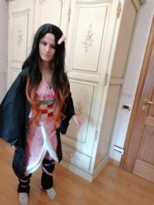 Giada Andromeda Colistra - Nezuko Demon Slayer 10