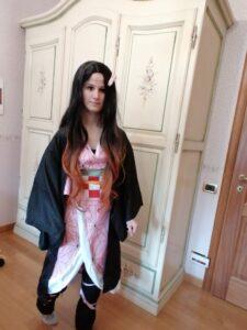 Giada Andromeda Colistra - Nezuko Demon Slayer 3