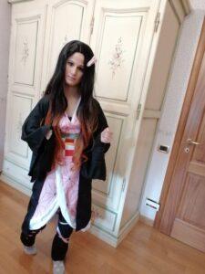 Giada Andromeda Colistra - Nezuko Demon Slayer 4