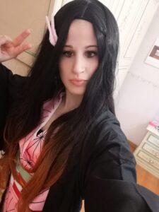 Giada Andromeda Colistra - Nezuko Demon Slayer 8